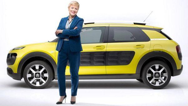 Citroën CEO talks diesel demand, #MeToo and trade wars