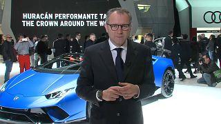 Lamborghini: итальянская компания смотрит в будущее