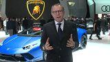 """""""Das ist ein großartiger Moment für unsere Marke Lamborghini"""""""