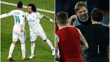Champions League: Real Madrid e Liverpool ai quarti
