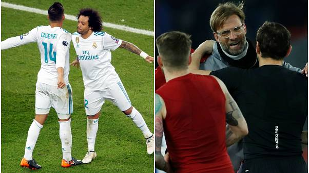 Champions League: Real Madrid e Liverpool ai quarti