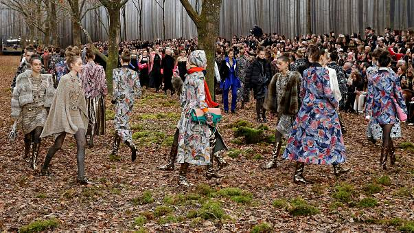 Chanel : la forêt désenchantée