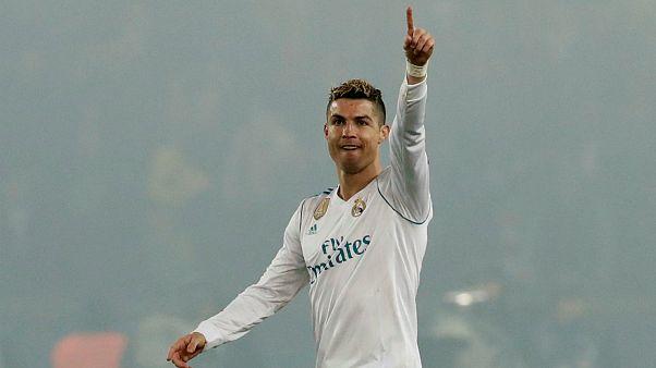 Şampiyonlar Ligi: Real Madrid ve Liverpool çeyrek finalde