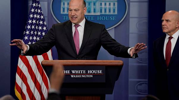 Trump economic adviser Gary Cohn resigns amid tariff row