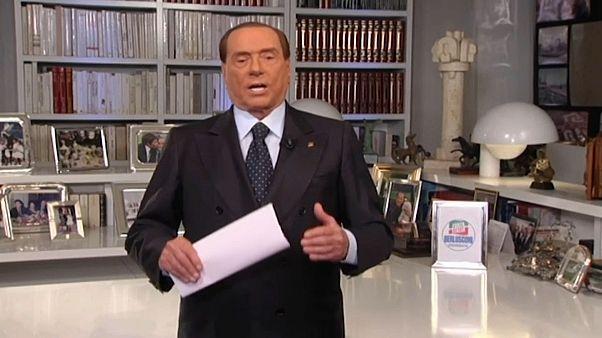 Berlusconi erwartet Regierungsauftrag für Mitte-rechts-Bündnis