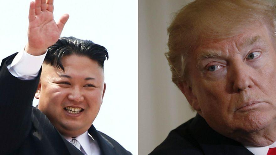 Kim jong-un acena aos Estados Unidos mas Donald Trump desconfia