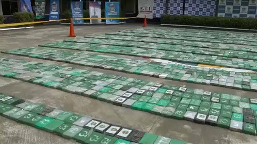 Hiába várják a kokaint Belgiumban