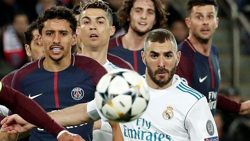 Ligue des champions : Paris perdu