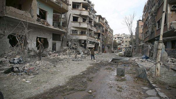أبرز فصائل المعارضة السورية في الغوطة ترفض العرض الروسي بالخروج الأمن