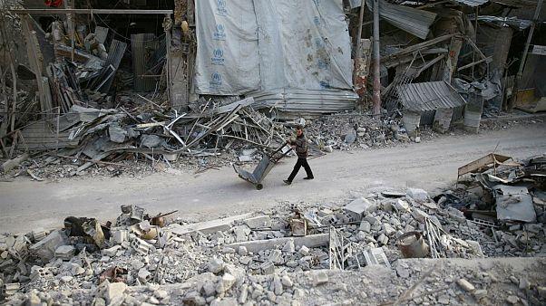 منطقه غوطه شرقی سوریه