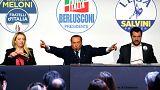 Berlusconi'den seçim değerlendirmesi