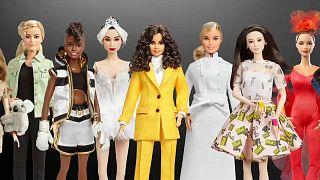 Барби - красивая и независимая