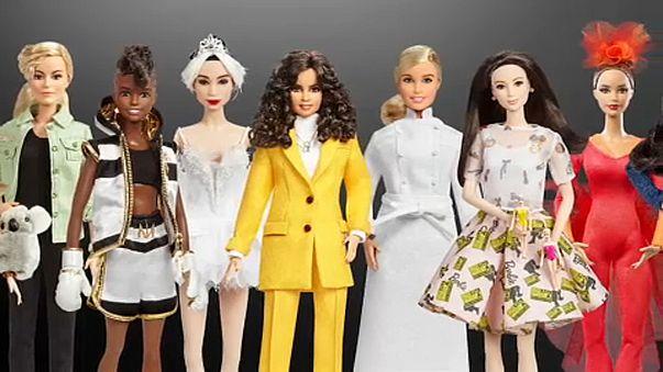 Valódi hősnők a Barbie új kollekciójában
