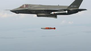 US Navy's show of strength in Pacific with F-35 deployment