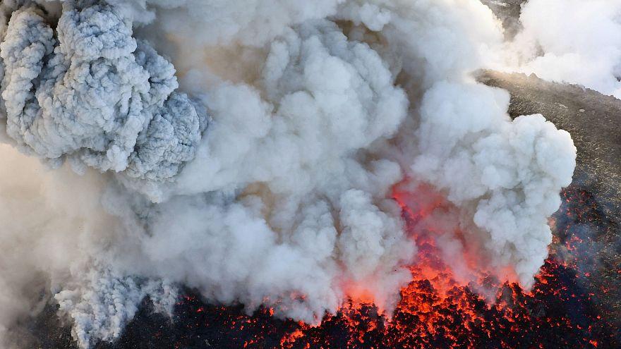 Alerte au volcan dans le sud du Japon