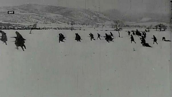 Yunanistan 77 yıl önce ölen askerlerini arıyor