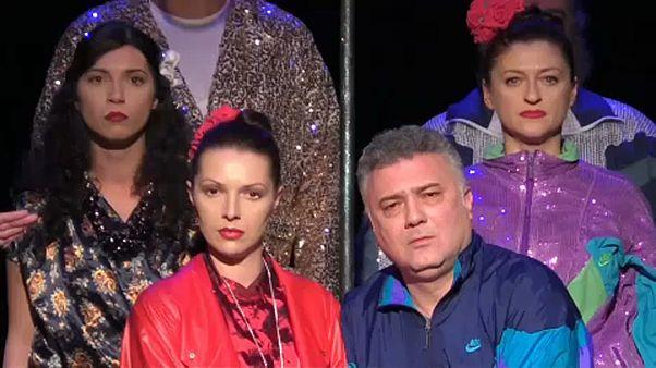 Milosevics-show Koszovóban