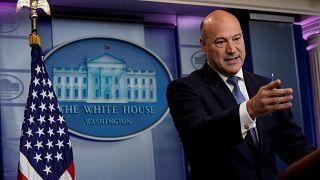 Gary Cohn dimite como asesor económico de Trump