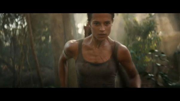 Lara Croft está de volta...17 anos depois do primeiro filme