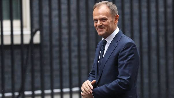 Brexit: Donald Tusk reveals EU27 draft trade negotiating guidelines