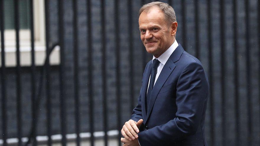 Brexit: Donald Tusk reveals EU27 draft trade negotiating guidelines