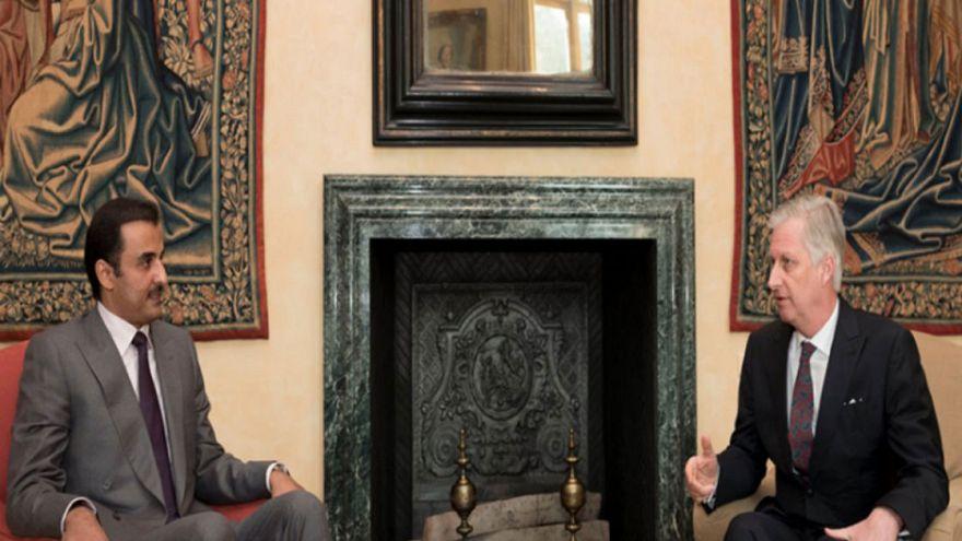 قطر وحكومة بلجيكا..تعزيز التعاون لمكافحة الإرهاب والقضاء على مصادر تمويله