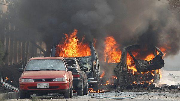 داعش يطالب المسلمين بالالتحاق بمعاقله في أفغانستان
