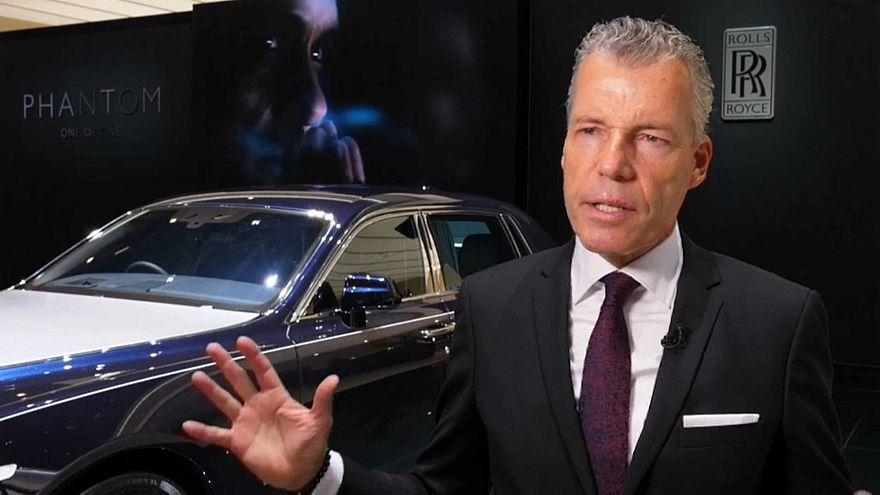 Müller-Ötvös: Die BMW-Gruppe hat den USA viel Reichtum gebracht.