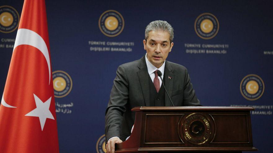 Dışişlerinden Yunanistan Cumhurbaşkanı Pavlopoulos'a cevap