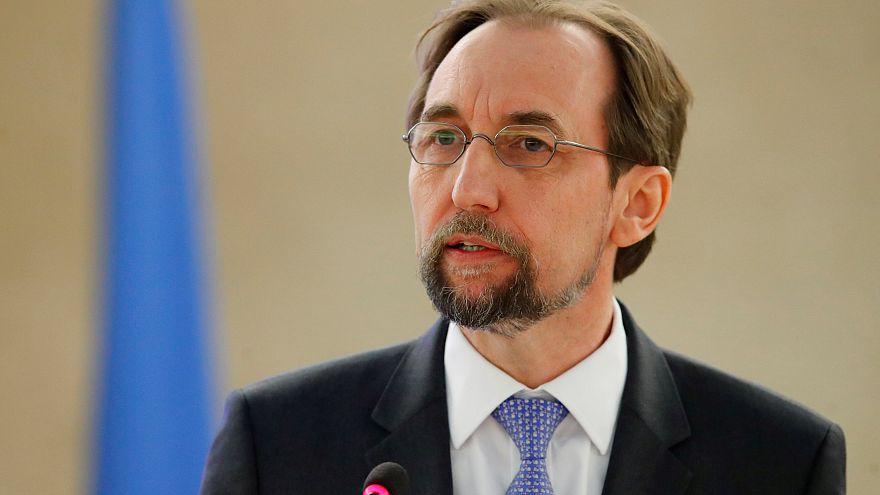UN-Hochkommissar zeichnet düsteres Bild zu Menschenrechtsverletzungen weltweit