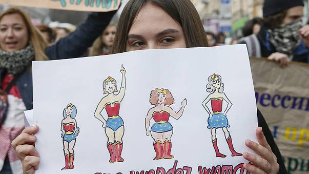 International Women's Day: Eight statistics that define the role of women in Europe