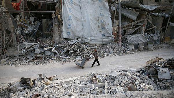 """Un enfer """"planifié"""" en Syrie selon l'ONU"""