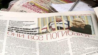 "Envenenamento de Skripal ""passa ao lado"" dos russos"