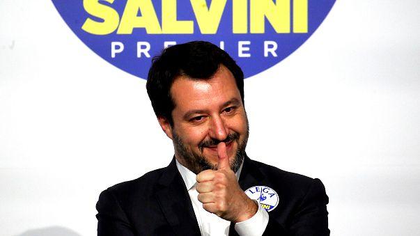 Matteo Salvini riparte dalla Calabria
