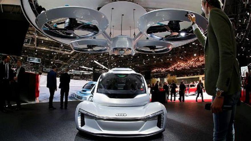 Ginevra: auto elettrica al top