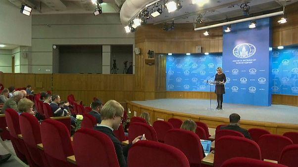 МИД России: «Прослеживается срежиссированная работа»