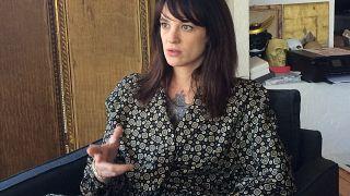 Η Άζια Αρτζέντο στο euronews