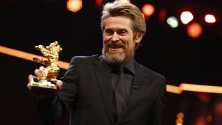 Sitting down with Willem Dafoe