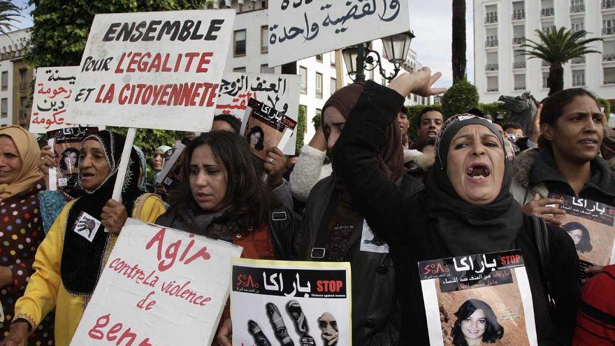 d0a661c006812 المغرب  قانون العنف ضدّ النساء دليل على غياب الإرادة السياسية