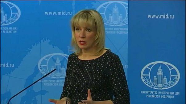 "Affaire Skripal : Moscou dénonce une ""campagne anti-russe"""