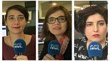 با خبرنگاران یورونیوز؛ دستاوردها و خواستههای زنان در کشورهای اسلامی و غربی