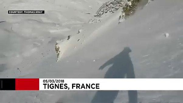 Légzsákkal a lavina ellen