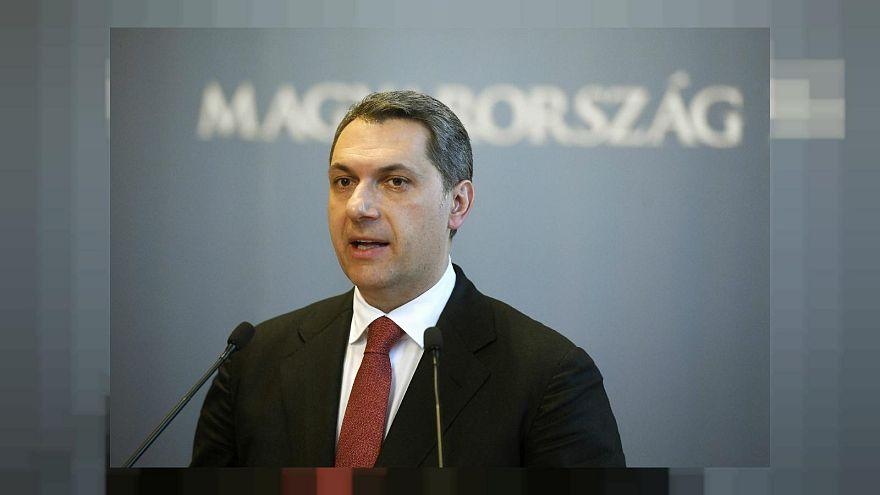 Ministre hongrois sur Vienne : mais de quoi se mêle t-il?
