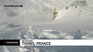 Un Libanais miraculé d'une avalanche