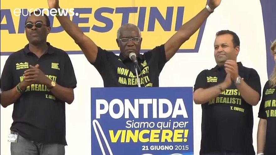 Megválasztották az első fekete szenátort Olaszországban