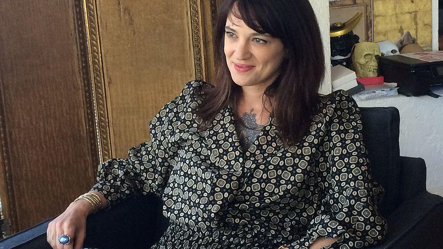 """Asia Argento: """"Belästigung findet überall statt"""""""