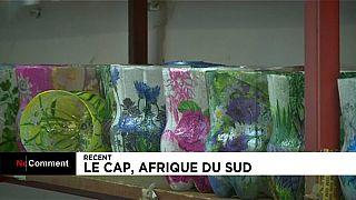 L'art du recyclage, par des Sud-africaines