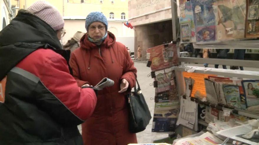 Rusia denuncia una campaña de los medios occidentales