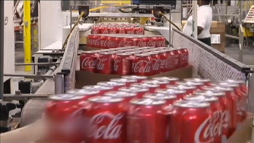 Coca Cola ilk alkollü içkisini piyasaya sürüyor