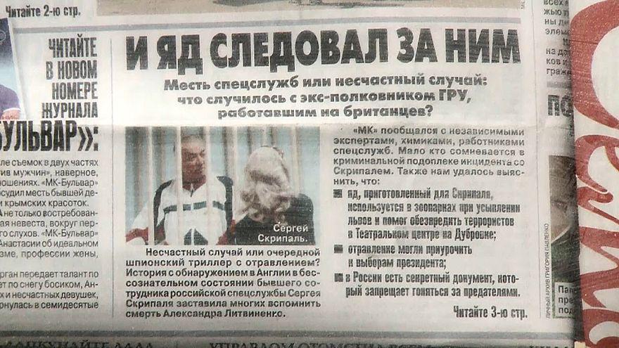 Rusya: Batı medyası zehirlenme olayını Moskova aleyhine kullanıyor